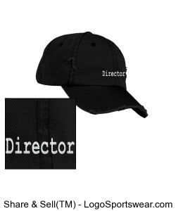 District Distressed Cap Design Zoom
